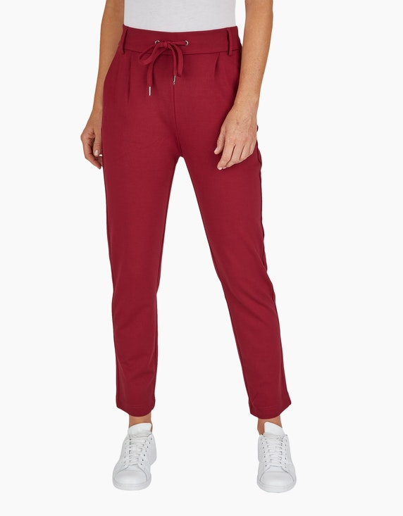 Bexleys woman Joggpants mit Bundfalten | [ADLER Mode]