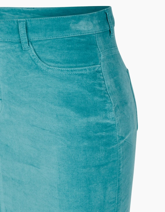 Bexleys woman Samtrock in 5-Pocket-Form | [ADLER Mode]