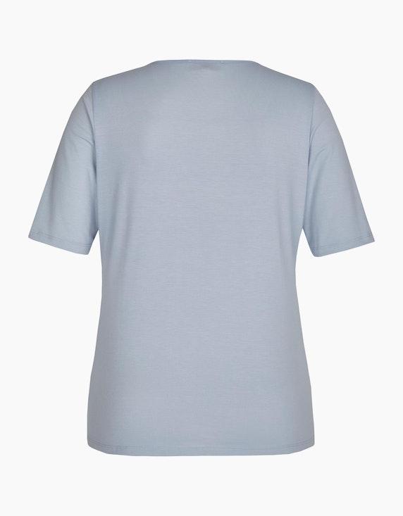 Malva gemustertes kurzarm Shirt   [ADLER Mode]