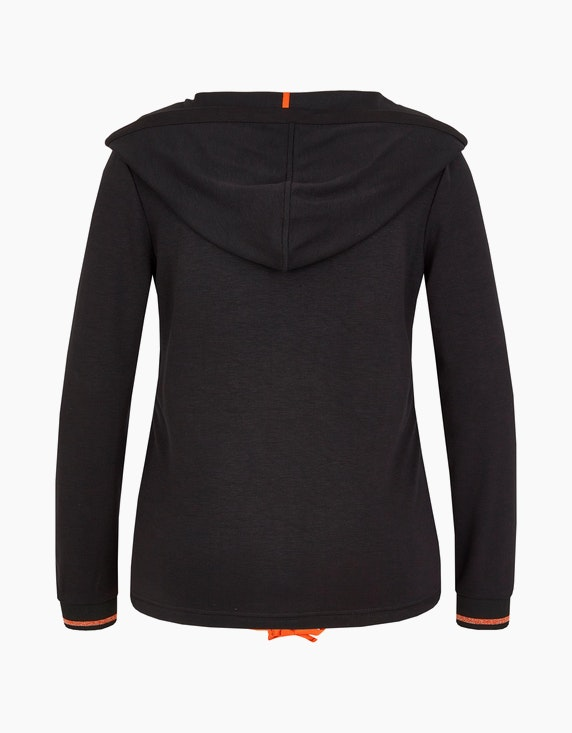 Bexleys woman modische Shirtjacke mit Kapuze | [ADLER Mode]
