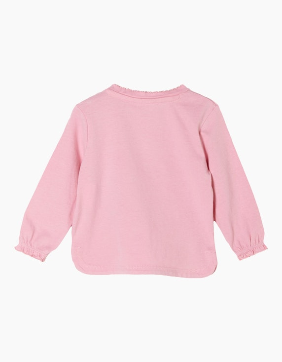 s.Oliver Baby Girls Shirt mit Schmetterling-Applikation | [ADLER Mode]