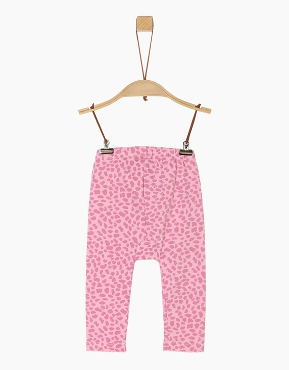 s.Oliver Baby Girls Leggings mit Animal-Print | [ADLER Mode]