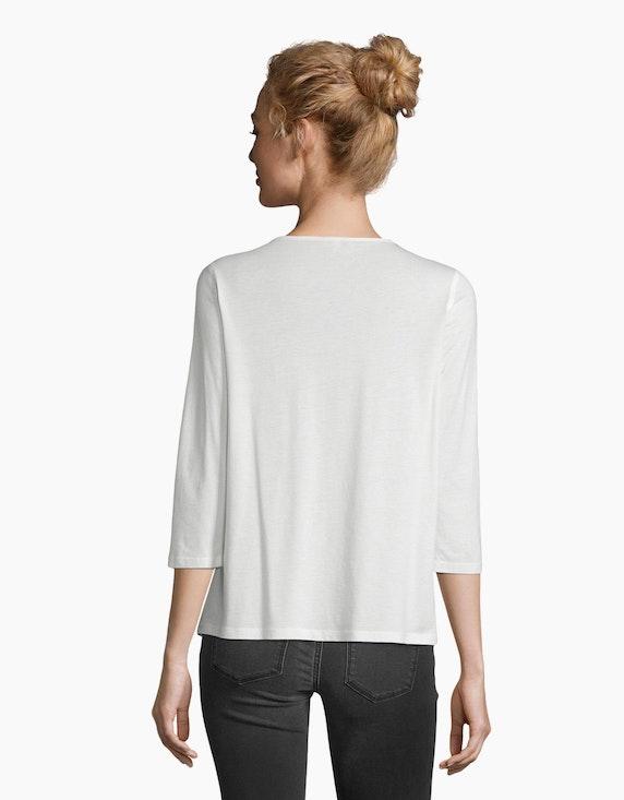 Tom Tailor Shirt mit 3/4-Ärmel | [ADLER Mode]