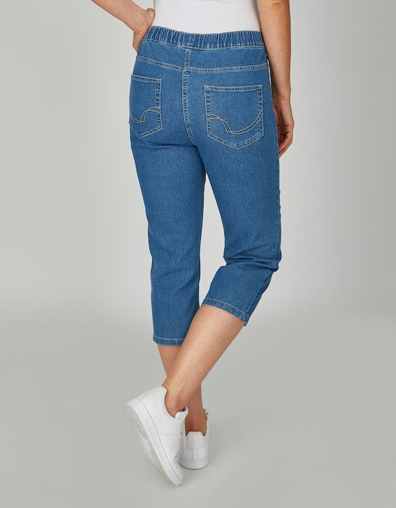 Bexleys woman Capri-Jeans in Schlupfform | [ADLER Mode]
