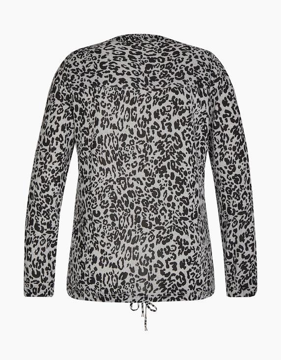 Bexleys woman Shirtjacke im modischen Animalprint | [ADLER Mode]
