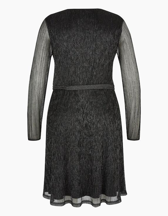MY OWN Festliches Chiffon-Kleid mit Wickeloptik | [ADLER Mode]