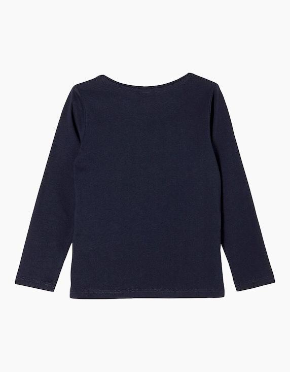 s.Oliver Mini Girls Shirt mit Statement-Artwork | [ADLER Mode]