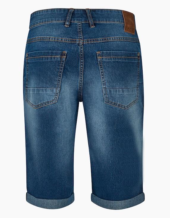 Eagle Denim Jeans Short | [ADLER Mode]