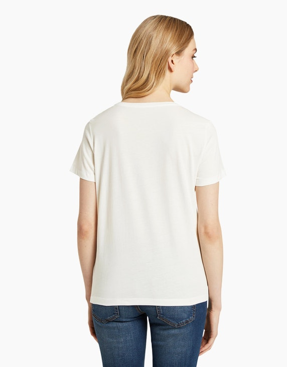 Tom Tailor T-Shirt mit Print | [ADLER Mode]