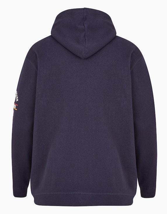 Big Fashion Sweatshirt mit Kapuze | [ADLER Mode]