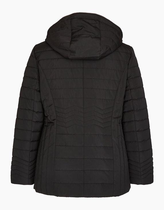 Adler Collection Jacke mit Zick-Zack- und Quersteppung | [ADLER Mode]
