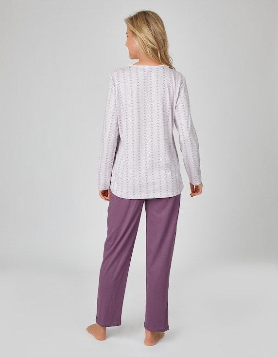 Malva langer Pyjama | [ADLER Mode]