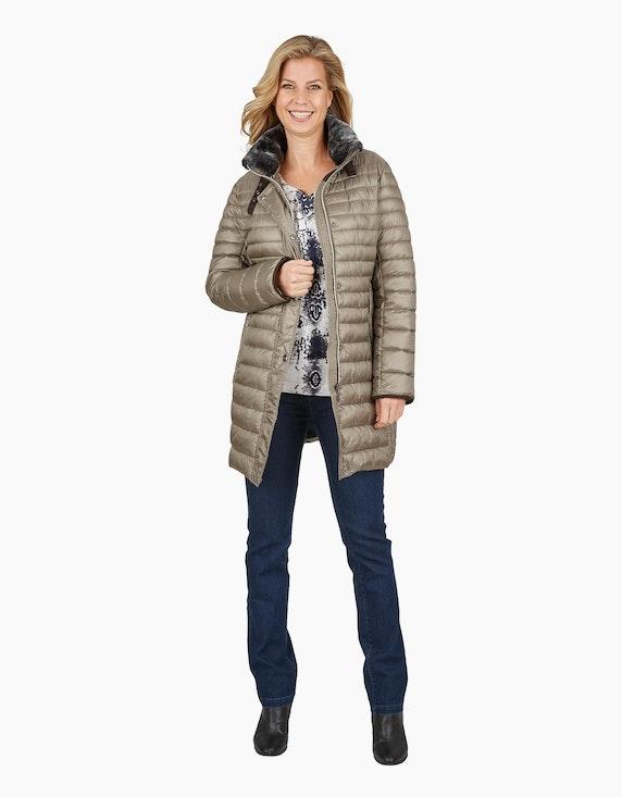 Bexleys woman Pullover mit Repril-Druck | [ADLER Mode]