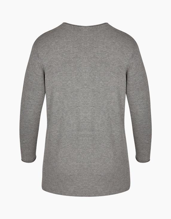 Thea Feinstrick-Pullover mit Ziersteinen | [ADLER Mode]