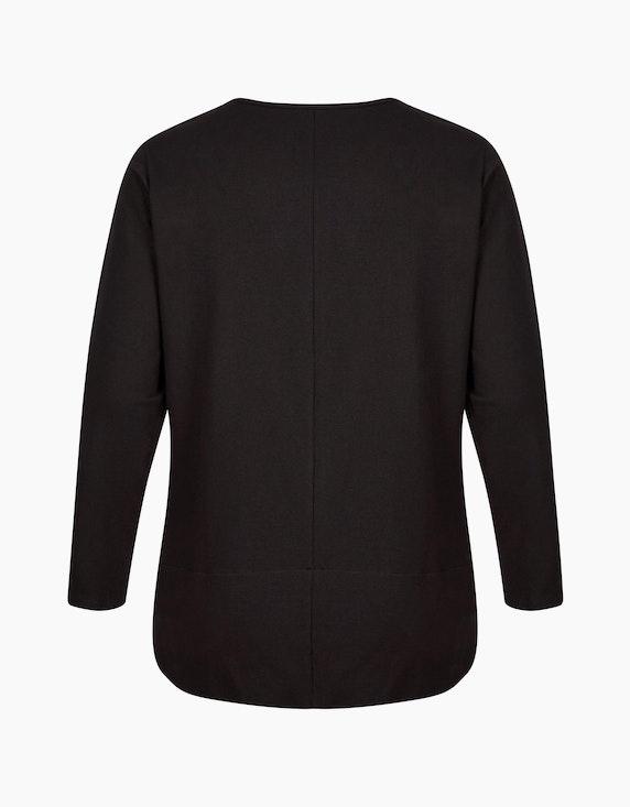 Thea Shirt mit Sternen und Ziernieten, reiner Baumwolle   [ADLER Mode]