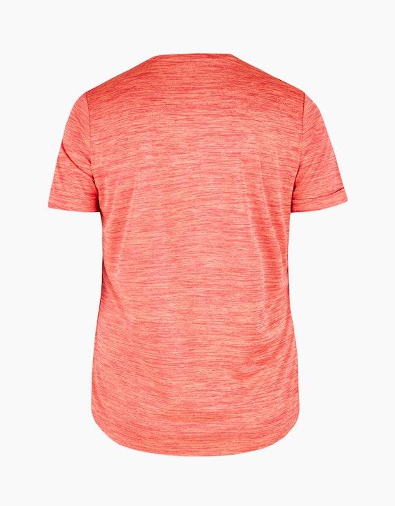Fit&More Fitness T-Shirt mit Print | [ADLER Mode]