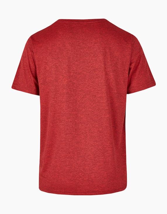 Fit&More He-Training T-Shirt  Blau mittel-dunkel 50 | [ADLER Mode]