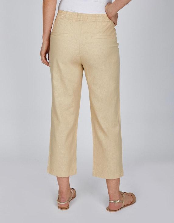 Bexleys woman 3/4 Hose aus Leinenmischgewebe | [ADLER Mode]