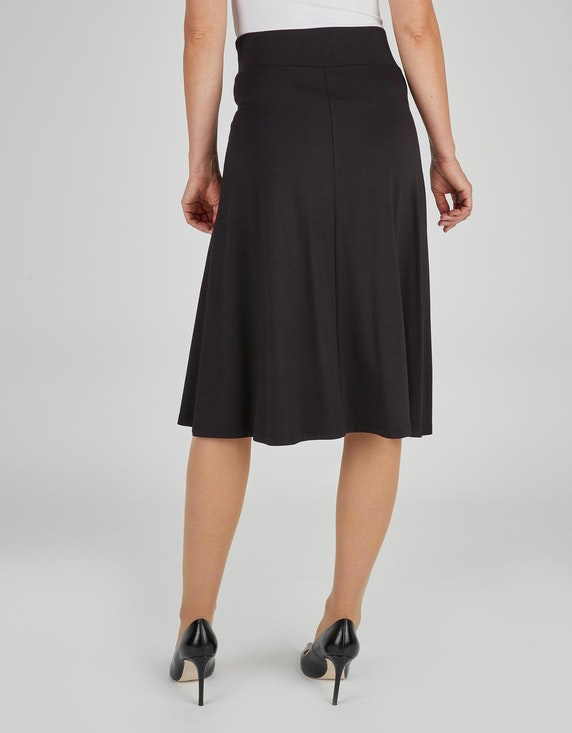 Bexleys woman Jerseyrock mit Taillenband   [ADLER Mode]