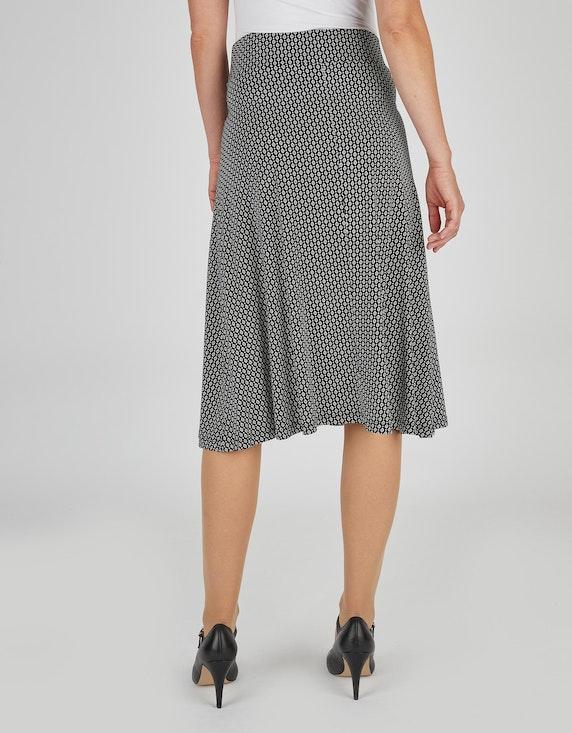 Bexleys woman Jerseyrock mit Minimal-Print   [ADLER Mode]