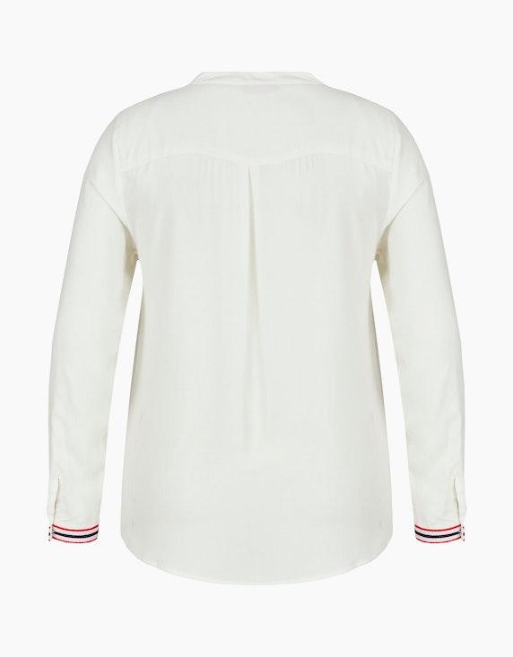 Bexleys woman Shirtbluse mit halblanger Knopfleiste | [ADLER Mode]