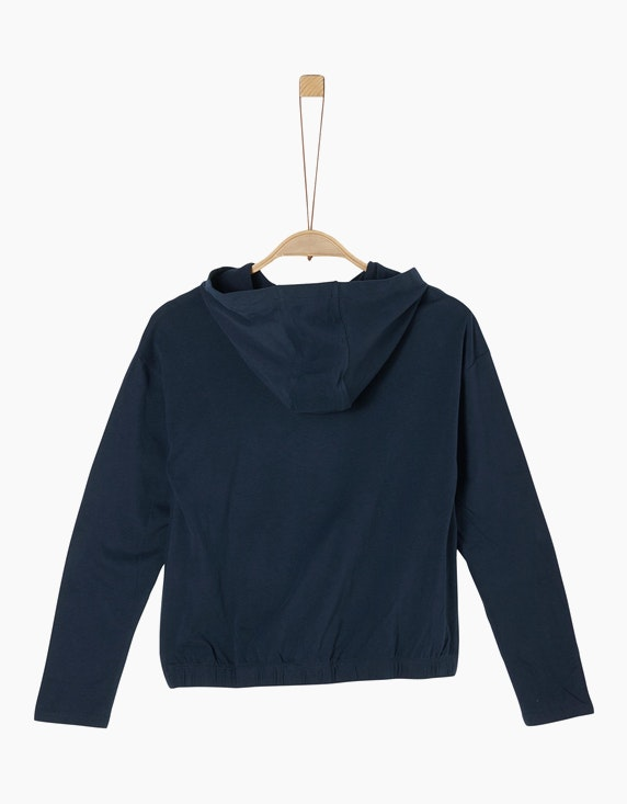 s.Oliver Girls Sweatshirt mit Statement-Print | [ADLER Mode]