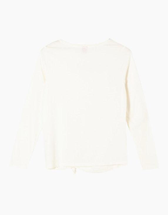 s.Oliver Girls Jerseyshirt mit Statement-Print | [ADLER Mode]