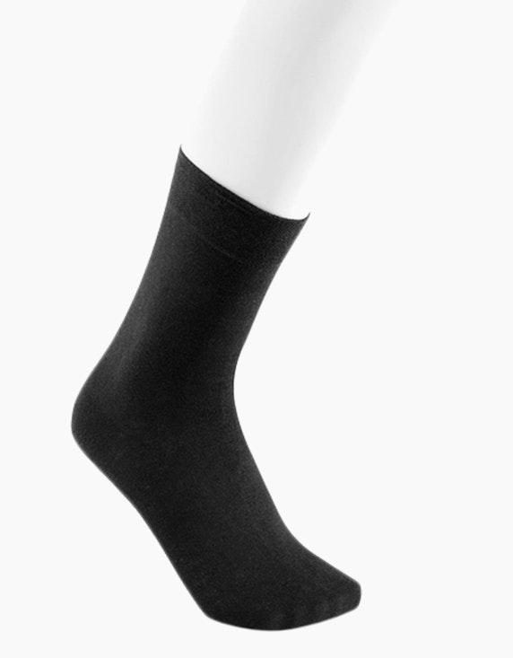 Bexleys woman Damen Socken 2er Pack, uni | [ADLER Mode]