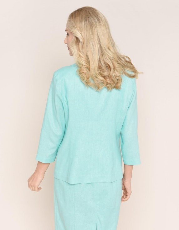 Bexleys woman Kleiderjacke aus Leinenmischung | [ADLER Mode]