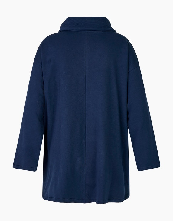 Thea Long-Sweatshirt mit weitem Rollkragen   [ADLER Mode]