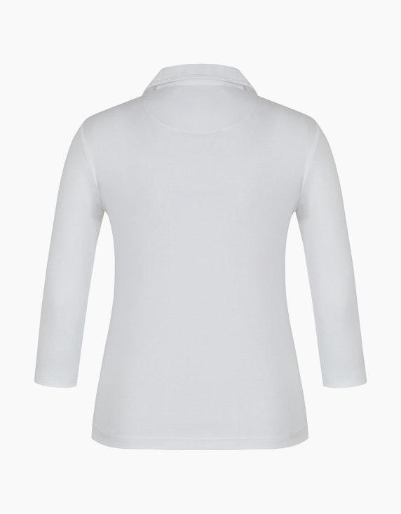 Bexleys woman Poloshirt mit 3/4-Arm | [ADLER Mode]