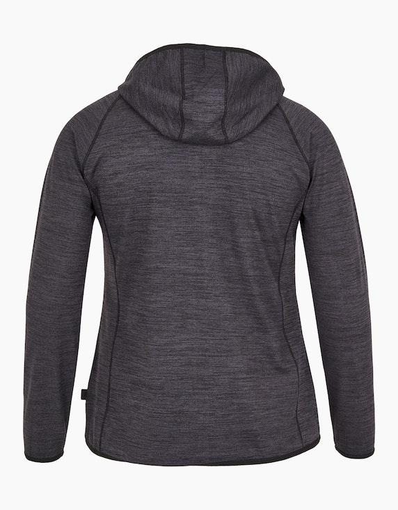 Fit&More leichte Powerstretch Jacke mit Kapuze | [ADLER Mode]