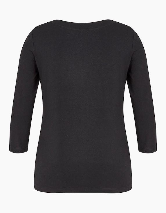 Viventy Shirt mit Ziersteinen am Ausschnitt | [ADLER Mode]