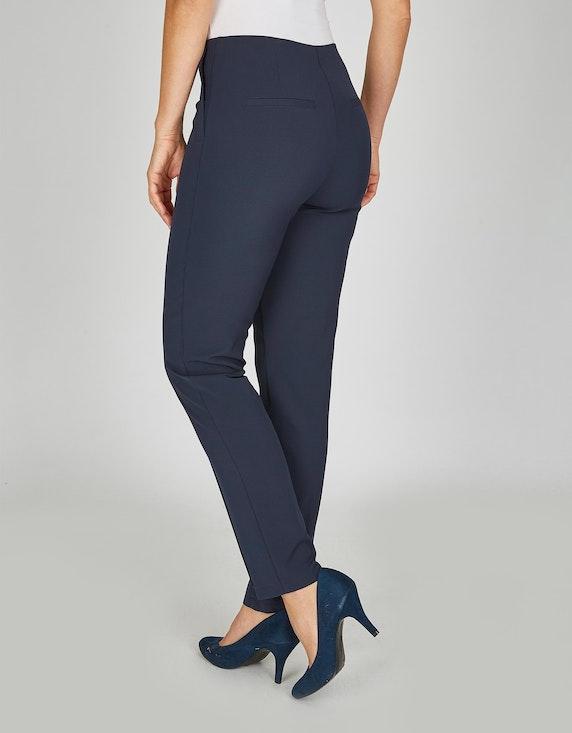 Bexleys woman Hose mit angeschnittenem Bund und Bügelfalte | [ADLER Mode]