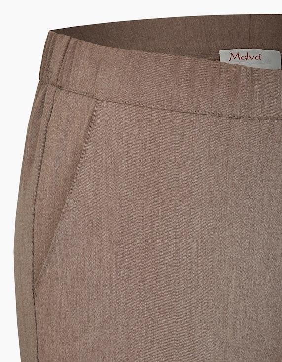Malva Stoffhose mit Bügelfalte in Kurz- und Extra-Kurzgrößen | [ADLER Mode]
