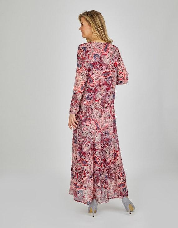 Bexleys woman Maxikleid mit Paisley-Muster | [ADLER Mode]