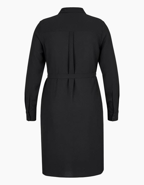 Bexleys woman Hemdblusenkleid aus Crêpe   [ADLER Mode]