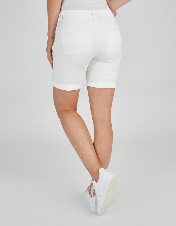 Bexleys woman Shorts aus Baumwoll-Twill | [ADLER Mode]