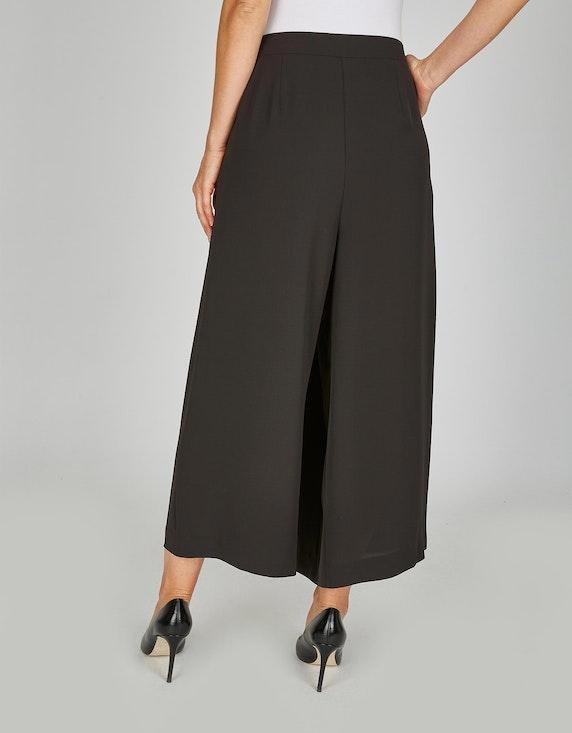 Bexleys woman Culotte mit gelegten Falten am Bein | [ADLER Mode]