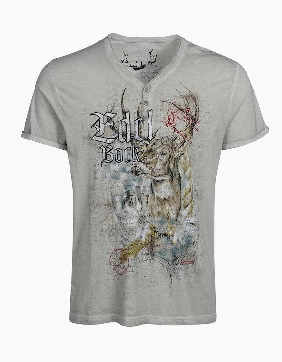Stockerpoint Trachten T-Shirt mit modernem Druck | [ADLER Mode]