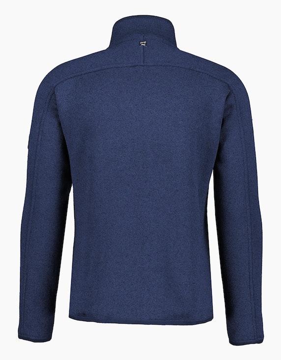 Lerros Sweatjacke aus Fleece | [ADLER Mode]