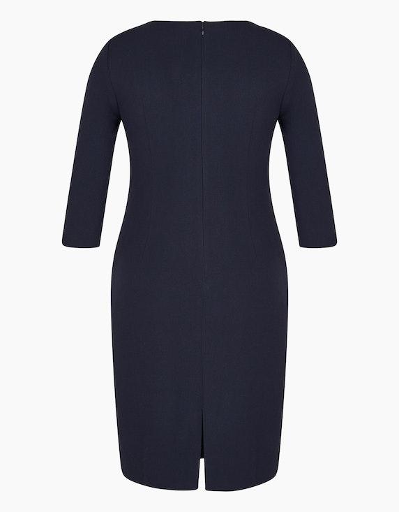 Bexleys woman Kleid mit gelegten Falten | [ADLER Mode]