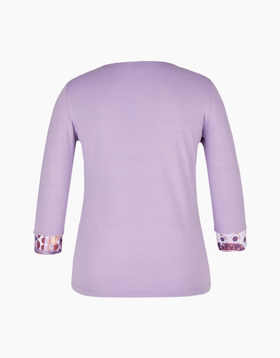 Malva Shirt mit bedruckter Vorderseite | [ADLER Mode]