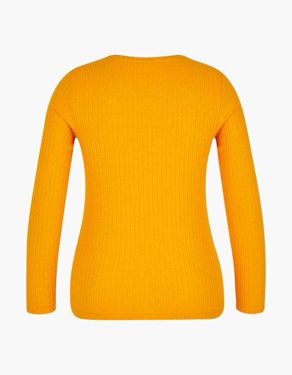 Via Cortesa weiches Shirt, Rippstruktur | [ADLER Mode]