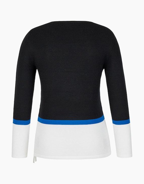 Bexleys woman Pullover mit Colorblock | [ADLER Mode]