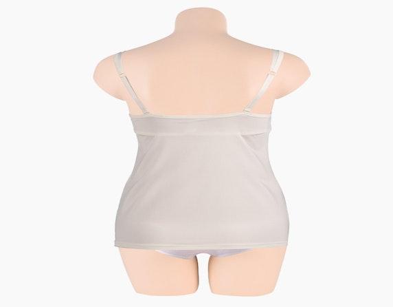 VIANIA Bügel-BH Hemd mit Schale | [ADLER Mode]