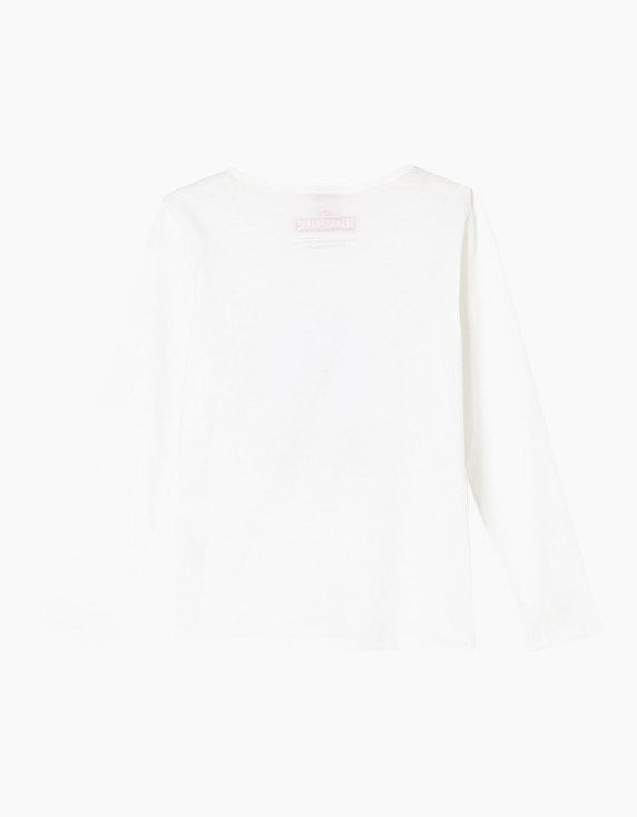 s.Oliver Mini Girls Langarmshirt mit Wendepailletten   [ADLER Mode]