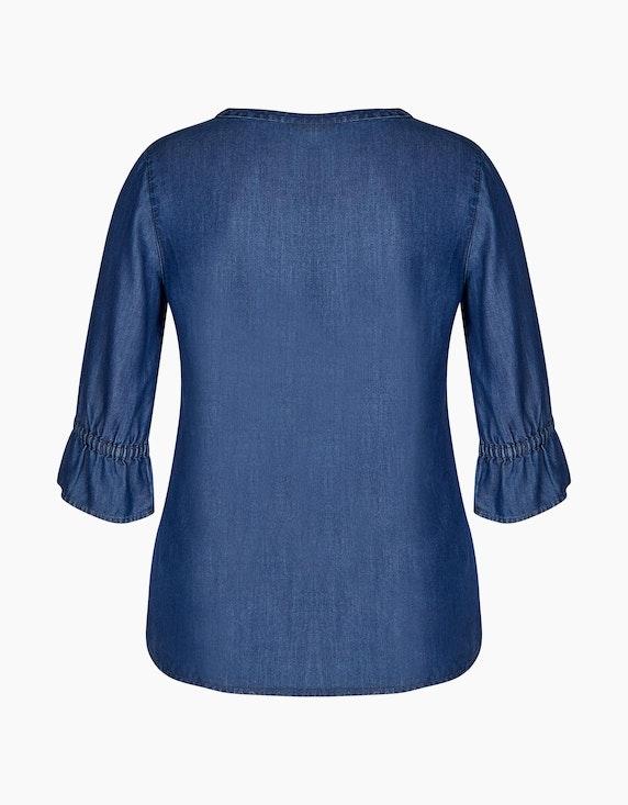 Bexleys woman Shirtbluse im Jeans-Look   [ADLER Mode]