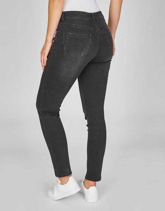 MY OWN 5-Pocket-Jeans mit Wascheffekt | [ADLER Mode]