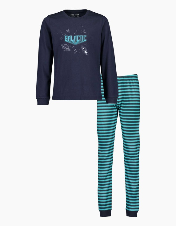 Blue Seven Boys Schlafanzug | [ADLER Mode]